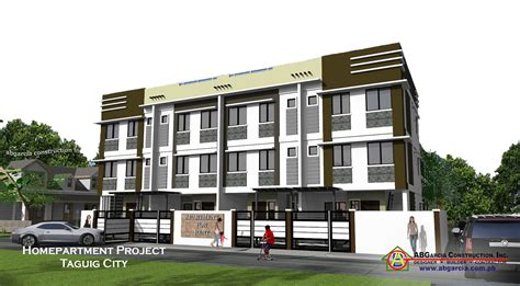 apartment layout in philippines 3 storey apartment design philippines modern house