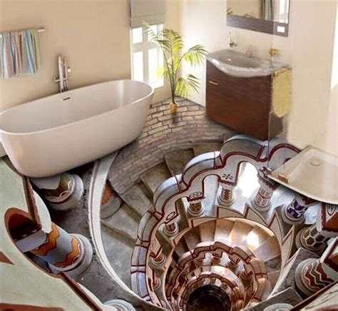 3d bathroom floor art 3d bathroom floor bathroom 3d bathroom designs and