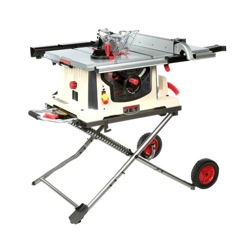 jet saw bench jet 15 amp 10 in professional jobsite table saw with