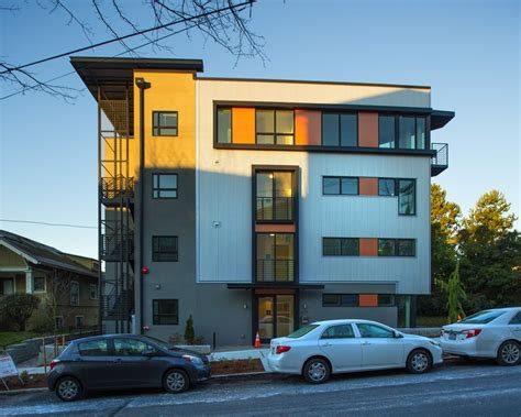 Apartment Builders Seattle For 750 Seattle S Newest Apartment Is The Size Of A