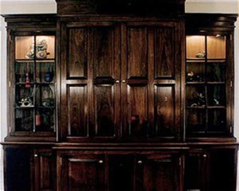 Black Walnut Kitchen Cabinets American Black Walnut Director Style Packard Cabinetry Custom Kitchen Bath Cabinets