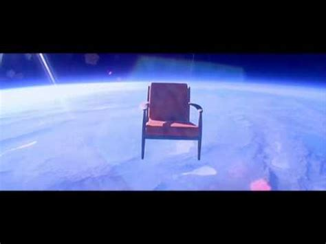 space seating the toshiba space chair project youtube