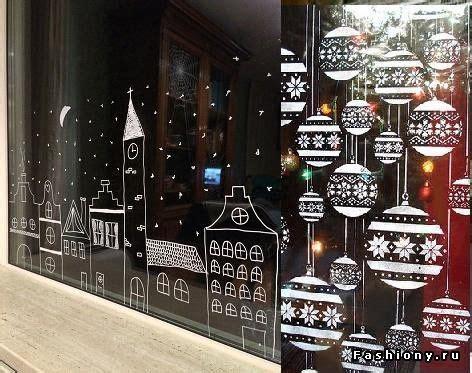 Fensterdeko Weihnachten Mit Kreidemarker by 52 Besten Kreidemarker Bilder Auf Waldtiere