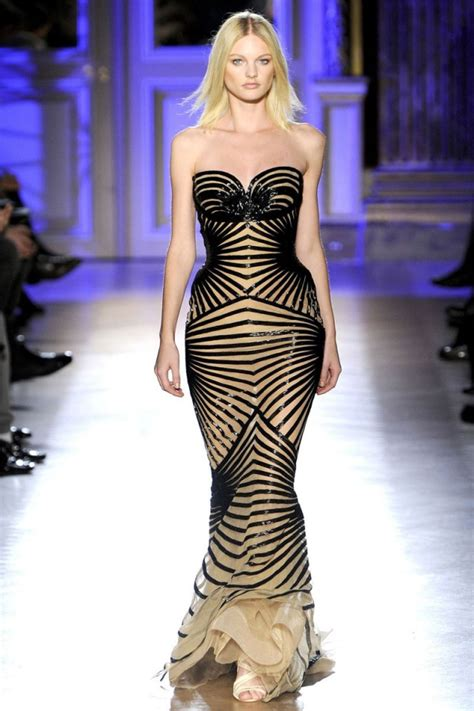fashion design diva zuhair murad ss 2013 paris