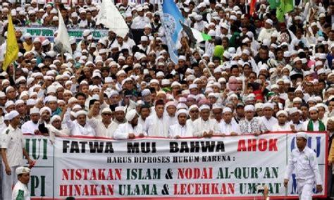 Hukum Islam By Pariaman Jaya hari ini ribuan umat islam jakarta demo massa minta ahok