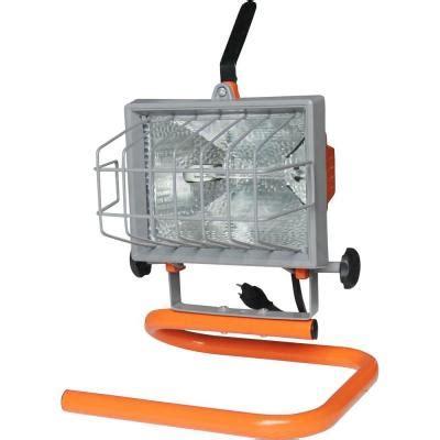 Lu Sorot Halogen 500 Watt Hdx 500 Watt Portable Halogen Work Light Discontinued