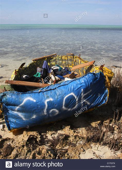 refugee boat picture cuban refugee boat stock photos cuban refugee boat stock
