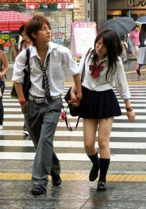 japanese school girls in their uniforms credits to flickr pinterest the world s catalog of ideas