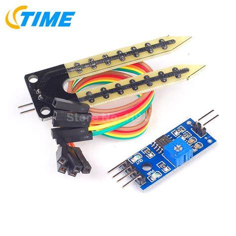 Hygrometer Module Sensor Kelembaban buy grosir elektronik kelembaban sensor from china
