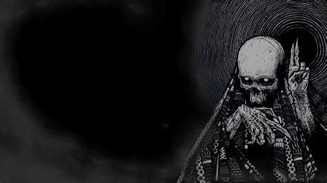 wallpaper dark evil horror skull wallpapers wallpaper cave