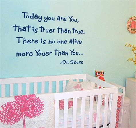 nursery wall decals quote quote number 601621 picture