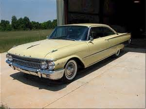 1961 ford galaxie starliner auto style