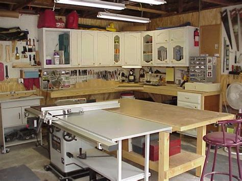 the woodworkers garage woodshop storage cabinets utility cabinet system for