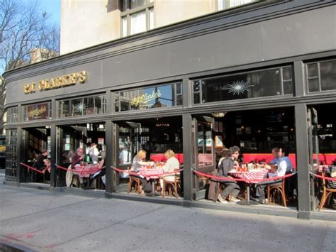 places to eat around lincoln center manhattan living 183 p j clarke s vs clarke s standard may