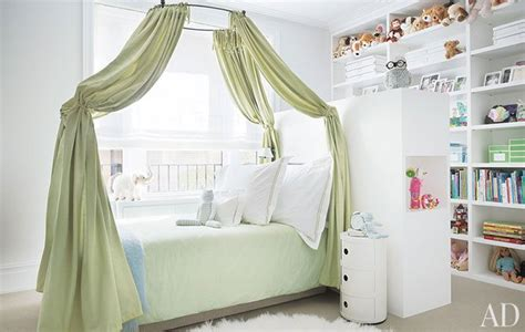Diy Canopy Bed With Curtain Rods Cele Mai Frumoase Camere De Copii I Jurnal De Design