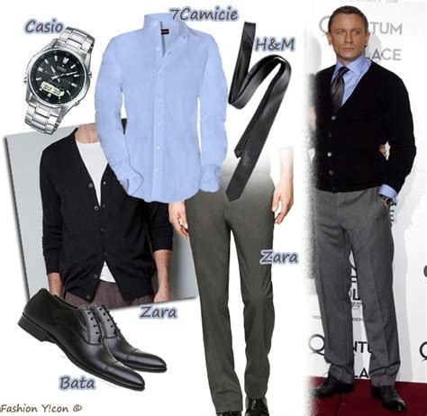 007 Tips To Create A Bond Look by Daniel Craig Style S Fashion Cardigans