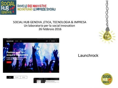 etica genova social hub genova etica tecnologia impresa francesco lato