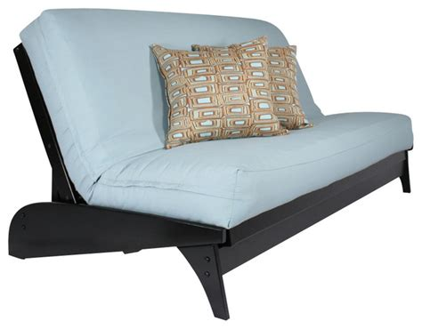 Dillon Futon Frame by Dillon Painted Black Transitional Futon Frames