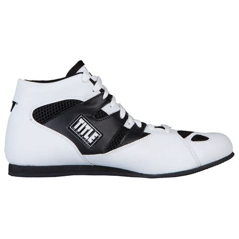 title boxing shoes title classic dominator 2 0 boxing shoes white