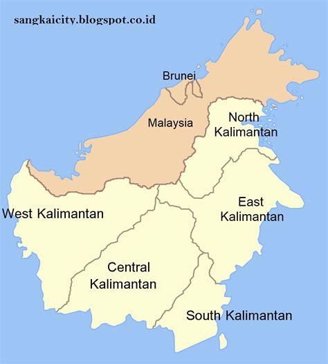 Borneo Ukuran Besar image gallery pulau kalimantan