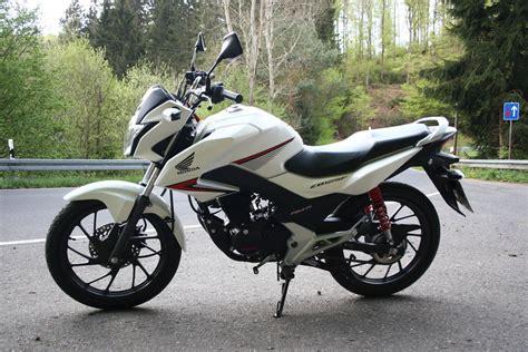 125er Motorrad Mobile by Fahrbericht Honda Cb 125 F Stimmig Magazin Von Auto De