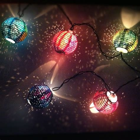 paper lanterns in room create a galaxy in your room with these paper lanterns so bad so
