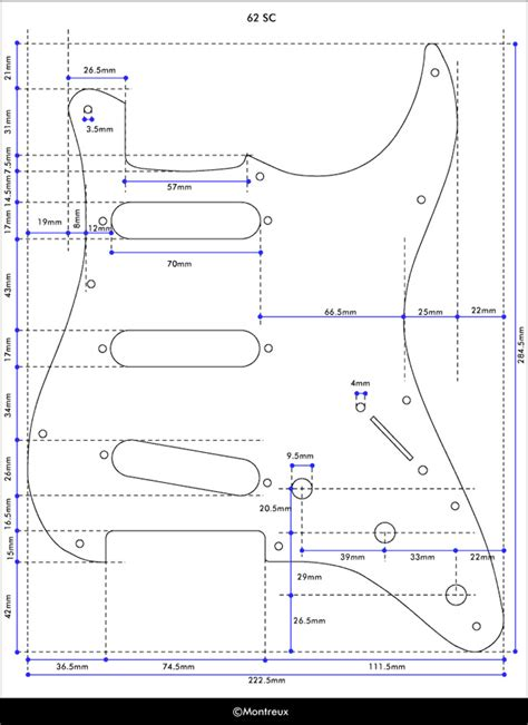 fender neck template fender strat template pictures to pin on pinsdaddy