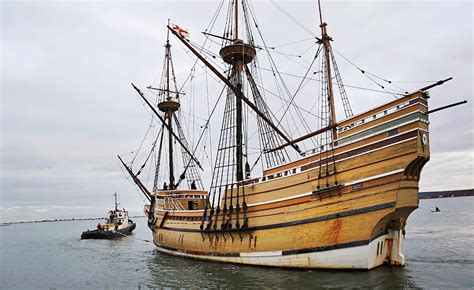 boat tours in ct mayflower ii returns to plymouth ma new england boating