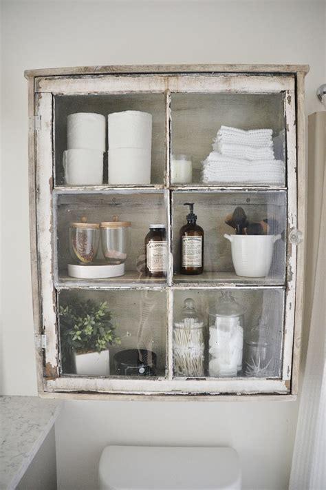 vintage bathroom storage ideas trucos baratos para hacer de tu ba 241 o la mejor habitaci 243 n