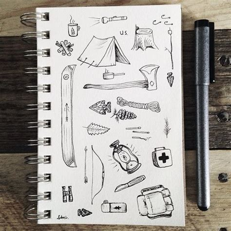 doodle for adventure ideas cing styles of and doodles on