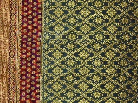 motif batik modern nusantara gambar desain sederhana terkenal