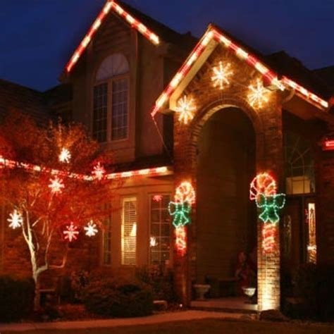 christmas light installation in modesto ca