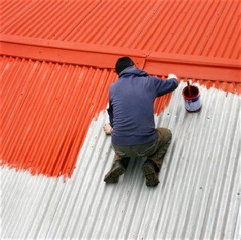 Aluminium Lackieren Wie by Wie Und Womit Kann Man Ein Dach Aus Aluminiumblech