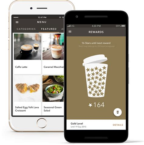 starbucks 174 mobile applications starbucks coffee company