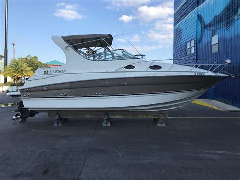 larson boats cabrio 290 larson 290 cabrio boats for sale boats