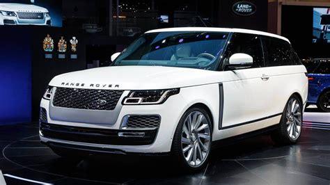 2020 Land Rover Range Rover by Land Rover 2019 2020 Land Rover Range Rover Sv Offered In
