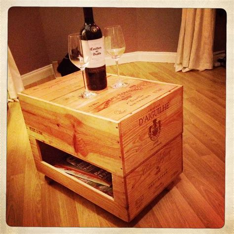 17 best images about wine boxes on diy storage