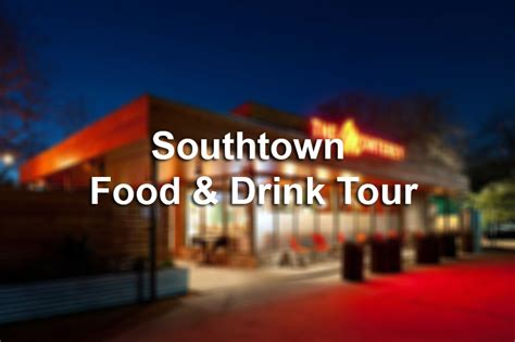 southtown food drink tour san antonio express news