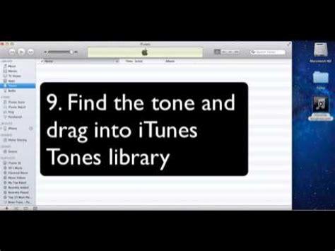 tutorial video maker app ringtone maker iphone app tutorial for itunes youtube
