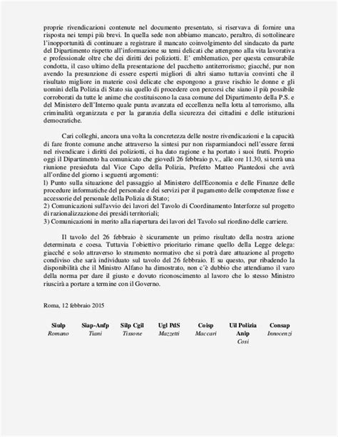 ministero dell interno home page s i a p segreteria provinciale torino esito dell