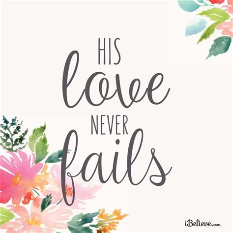 images of love never fails his love never fails