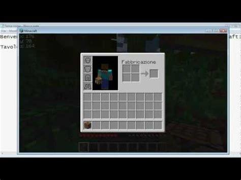 Minecraft Banco Da Lavoro - minecraft come craftare trovare tavolo da lavoro