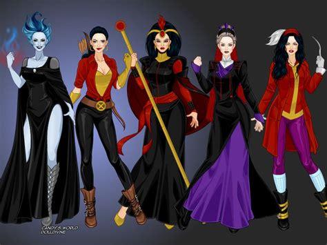 doll x fem reader princess disney villain pencil and in color