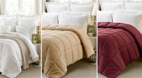 comforters deals all sizes down alternative comforters only 17 79 regular