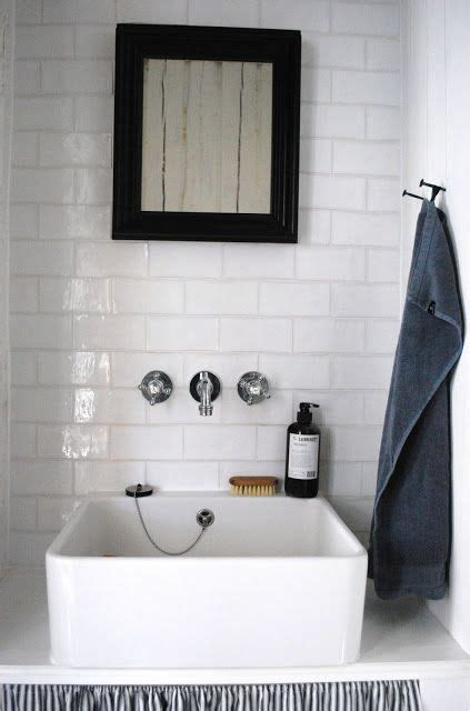 Modern Guest Bathroom Sinks Sink And Wall Mount Faucet Any Idea Who Makes This Sink