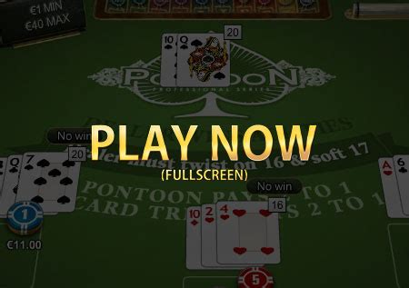 another name for blackjack or pontoon play pontoon online or learn game rules