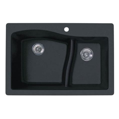 Swanstone Qzls 3322 077 33 Inch By 22 Inch Drop In Large 22 Inch Kitchen Sink