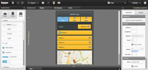 jquery mobile builder selection 307