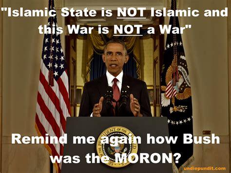 Meme Obama - it s not islam it s shape shifting jews
