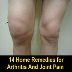 Home Remedies For Joint by 97 Best Images About Health And Fitness On